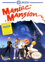 Obal-Maniac Mansion