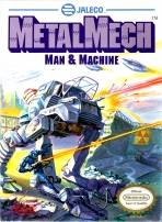Obal-Metal Mech: Man & Machine