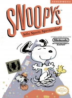 Obal-Snoopy´s Silly Sports Spectacular
