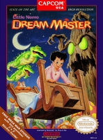 Obal-Little Nemo: The Dream Master