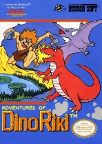 Obal-Adventures of Dino Riki