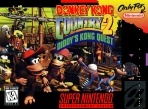 Obal-Donkey Kong Country 2: Diddy´s Kong Quest
