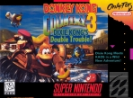 Obal-Donkey Kong Country 3: Dixie Kong´s Double Trouble