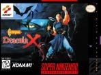 Obal-Castlevania: Dracula X