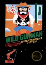 Obal-Wild Gunman