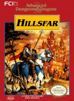 Obal-Advanced Dungeons & Dragons: Hillsfar