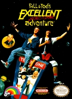 Obal-Bill & Ted´s Excellent Video Game Adventure