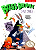 Obal-The Bugs Bunny Crazy Castle