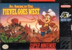 Obal-An American Tail: Fievel Goes West