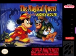Obal-The Magical Quest Starring Mickey Mouse
