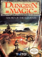 Obal-Dungeon Magic: Sword of the Elements