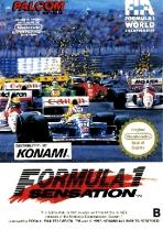 Obal-Formula 1 Sensation