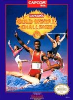 Obal-Capcom´s Gold Medal Challenge ´92