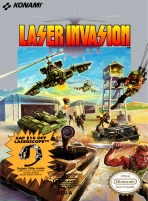 Obal-Laser Invasion