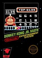 Obal-Donkey Kong Jr. Math