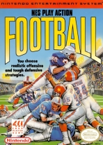 Obal-NES Play Action Football