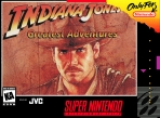 Obal-Indiana Jones´ Greatest Adventures