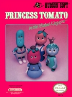 Obal-Princess Tomato in the Salad Kingdom
