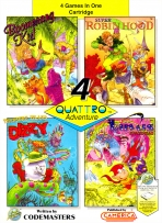 Obal-Quattro Adventure