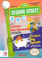 Obal-Sesame Street A-B-C