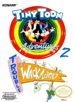 Obal-Tiny Toon Adventures 2: Trouble in Wackyland