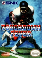 Obal-Touchdown Fever