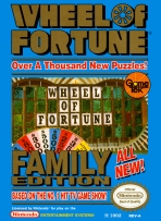 Obal-Wheel of Fortune: Family Edition