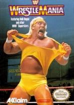 Obal-WWF WrestleMania