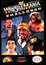 Obal-WWF WrestleMania Challenge