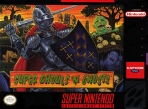 Obal-Super Ghouls ´n Ghosts