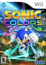 Obal-Sonic Colors