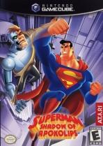 Obal-Superman: Shadow Of Apokolips
