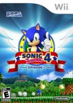 Obal-Sonic the Hedgehog 4: Episode 1