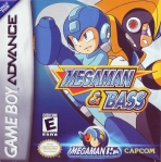 Obal-Mega Man & Bass