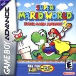 Obal-Super Mario Advance 2 - Super Mario World