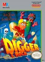 Obal-Digger T. Rock: Legend of the Lost City