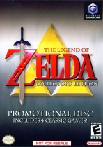 Obal-The Legend of Zelda: Collector´s Edition