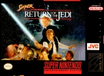 Obal-Super Star Wars: Return of the Jedi