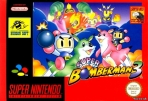 Obal-Super Bomberman 3