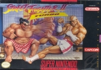Obal-Street Fighter II Turbo: Hyper Fighting