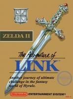 Obal-Zelda II: The Adventure of Link