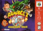Obal-Rampage 2: Universal Tour