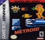 Obal-Classic NES Series: Metroid