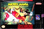 Obal-Mickey Mania: The Timeless Adventures of Mickey Mouse