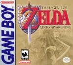 Obal-The Legend of Zelda: Link´s Awakening