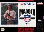 Obal-Madden NFL ´94