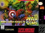 Obal-Marvel Super Heroes in War of the Gems