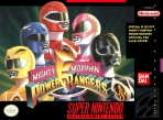 Obal-Mighty Morphin Power Rangers
