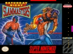 Obal-Saturday Night Slam Masters