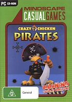 Obal-Crazy Chicken: Pirates